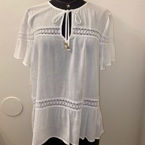 Michael Kors tunic top